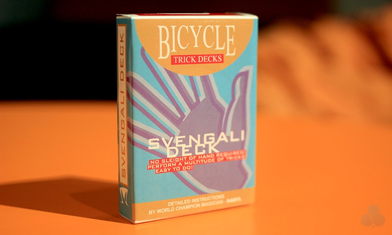 Bicycle Svengali