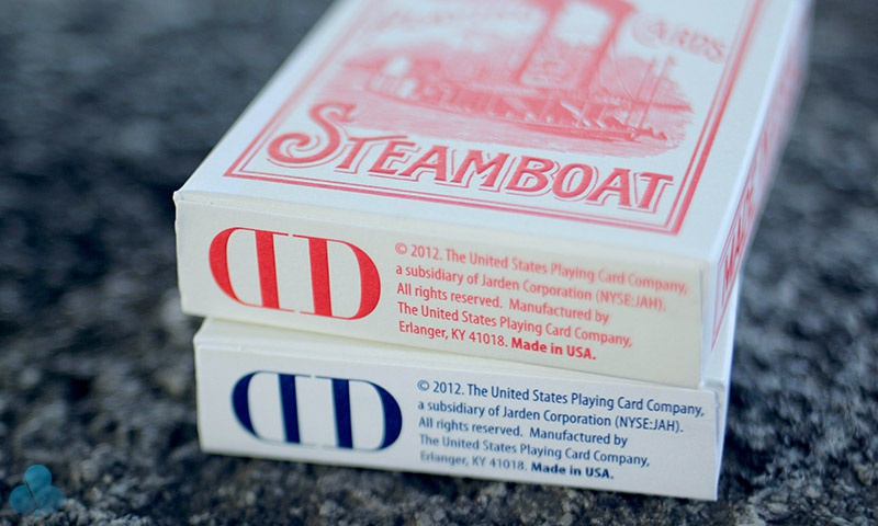 Steamboat 999 Playing Cards Deck Dan And Dave Buck Edition