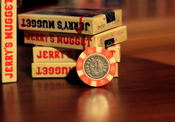 Jerry's Nugget 1$ Chip