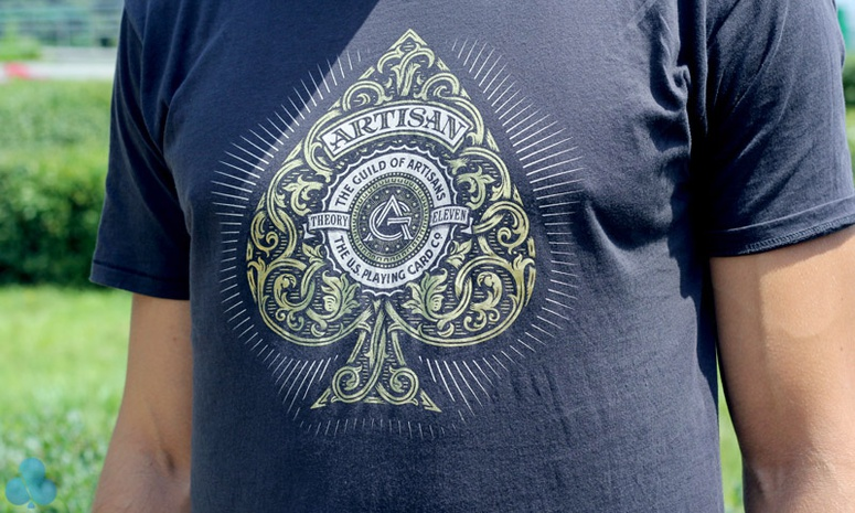 Black Artisan T-Shirt