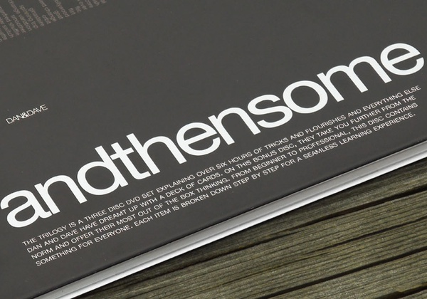 Andthensome
