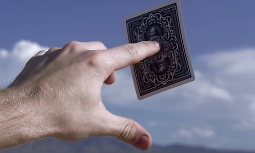 Видео недели: Rebel Playing Cards. SNO x theory11
