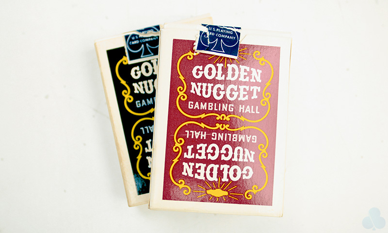 Golden Nugget   Buy playing cards, props and accessories